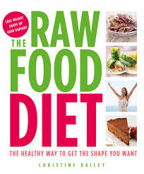 the raw food diet healthy recipes nourish