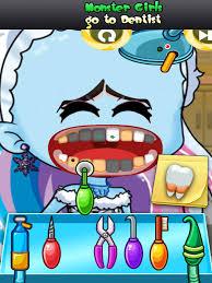 Dentist Description Monster Girls Go To Dentist Little Crazy Doctor Clinic Tooth