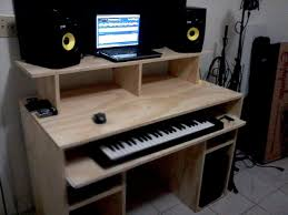 Studio Desk Diy Home Recording Studio Design Ideas Best Home Design Ideas