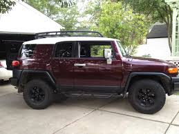 Baja Rack Fj Cruiser Ladder by Blackout Pics Post U0027em Here Page 8 Toyota Fj Cruiser Forum