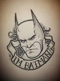 batman tattoo flash by taylorweaved on deviantart
