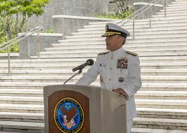 Flag Officer In Command Philippine Navy 67th Korean War Memorial Ceremony U003e U S Pacific Command U003e Speeches