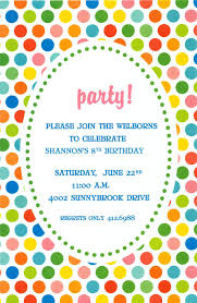 party invitation letter summer party invitation u2013 gangcraft net