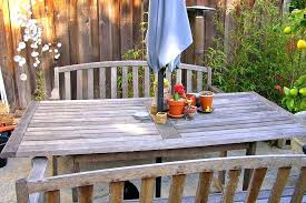 best outdoor wood furniture stain tables plans cypress care