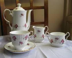 roses tea set hammersley princess house pink roses bone china tea set