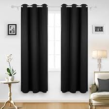 Black Curtains Bedroom Black Curtains For Bedroom