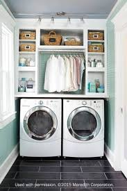 Laundry Room Storage Ideas For Small Rooms Best 25 Small Laundry Rooms Ideas On Pinterest Laundry Room
