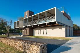bild architects shipping container house design haammss