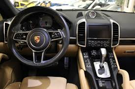 used 2015 porsche cayenne stock p3831c ultra luxury car from