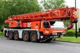 hire cranes truck mounted and mobile tower cranes midlands
