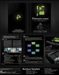 free brochure template sample brochure u0026 examples design ideas