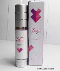 Serum Zalfa Miracle review zalfa miracle skin care setelah 14 hari pemakaian lisna dwi