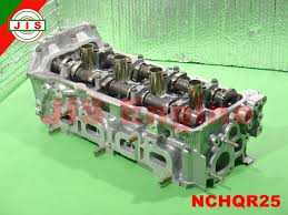 nissan altima head gasket fits nissan 02 05 altima sentra 2 5l dohc qr25de cylinder head nchqr25