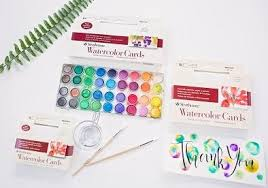 water color cards strathmore str 105 150 watercolor cards 10 pack