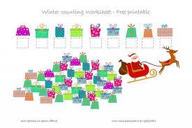 gift box counting worksheet free printable creative kitchen