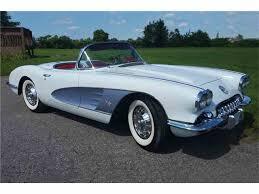 1960 chevrolet corvette 1950 to 1968 chevrolet corvette for sale on classiccars com 752