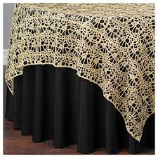 Lace Table Overlays Chemical Lace Overlay