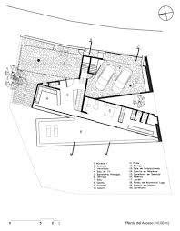 Rectangular House Floor Plans Casa Diaz By Productora