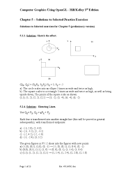 3echap5 exercise solutions matrix mathematics mathematical