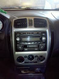 installing a new stereo in my 2002 mazda protege 5