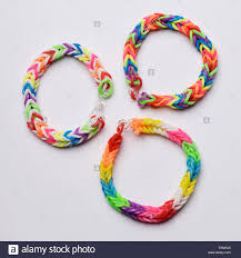 bracelet looms bands images Loom bands bracelet stock photos loom bands bracelet stock jpg