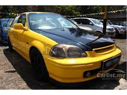 honda civic 1998 vti honda civic 1998 vti 1 6 in selangor automatic sedan yellow for rm