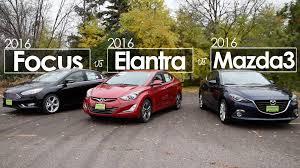 hyundai elantra vs 2017 hyundai elantra vs 2016 mazda 3 car wallpaper hd