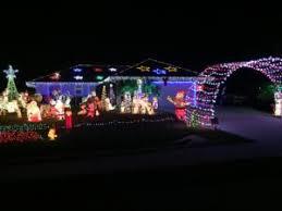 best christmas light displays in vero beach sebastian treasure