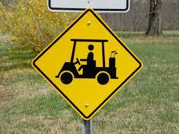 golf carts go on parade in manteno peoria public radio
