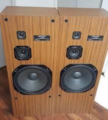 kenwood home theater system kenwood jl 785 3 way floor speakers ebay