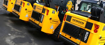 hewden invests in jcb loadersdiggers and dozers diggers and dozers