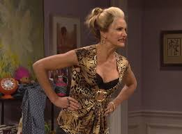 cameron diaz hosts snl shows bra in skit cameron