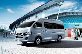 nissan urvan 2014 nissan nv350 urvan updated with new safety features for malaysia