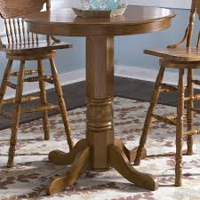 Oak Bistro Table Oak Pub Table By Liberty Furniture Wolf And Gardiner Wolf