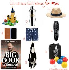 gifts design ideas best top anniversary gifts for men christmas