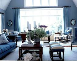livingroom in 20 blue living room design ideas