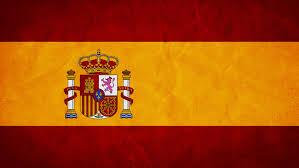 Barcelona Spain Flag Population Of Spain 2014 World Population Statistics