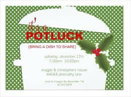potluck invitation 7 potluck party invitations designs templates free premium