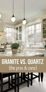 granite vs quartz countertops learn the pros and cons home