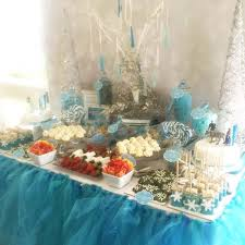 themed l frozen themed kids party candy buffet candy buffets l sweetie