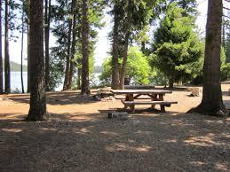 deschutes national forest link creek campground