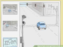 running a red light ticket in california how to fight a red light ticket in california with pictures