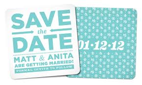 save the date designs design create save the date cards for background blue colored