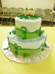 two peas in a pod baby shower decorations two peas in a pod baby shower cake for baby showers