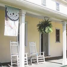 Front Porch Flag Pole Dreamcatcher Days Modern Outdoor House Flag By Declaration Home