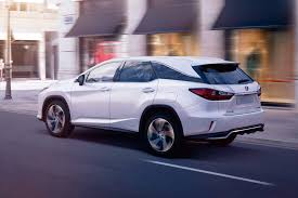 new lexus 2017 rx tra space new lexus rx l revealed at 2017 la motor show by car