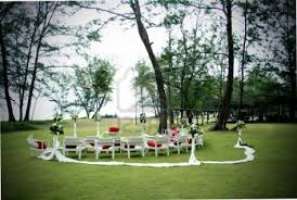 great outdoor wedding ceremony decorations unique ideas for