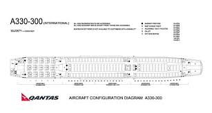 airbus a320 floor plan qantas airlines airbus a330 300 aircraft seating chart airline