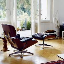 eames lounge chair and ottoman home decor