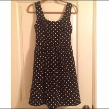 82 off forever 21 dresses u0026 skirts black and white polka dot